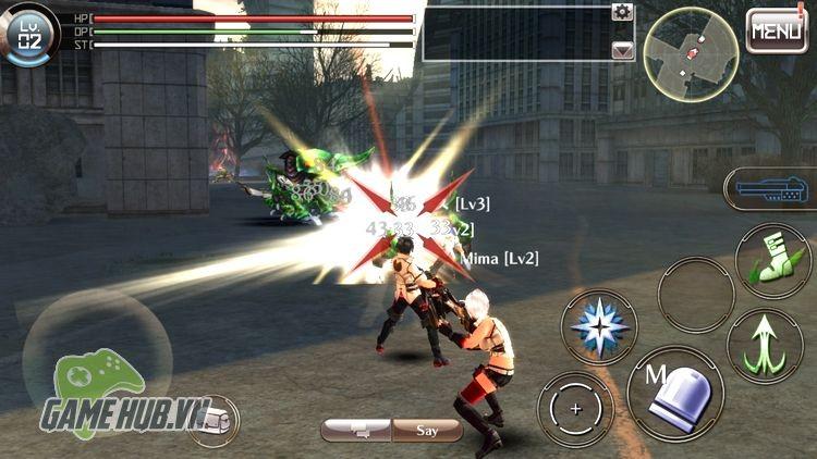 God Eater Online - MMORPG cho 100 Gamer combat chính thức lên Mobile - ảnh 4