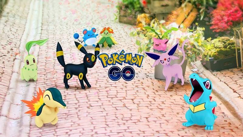 Pokemon GO thêm 80 Pokemon - Hẹn ngày hồi sinh?