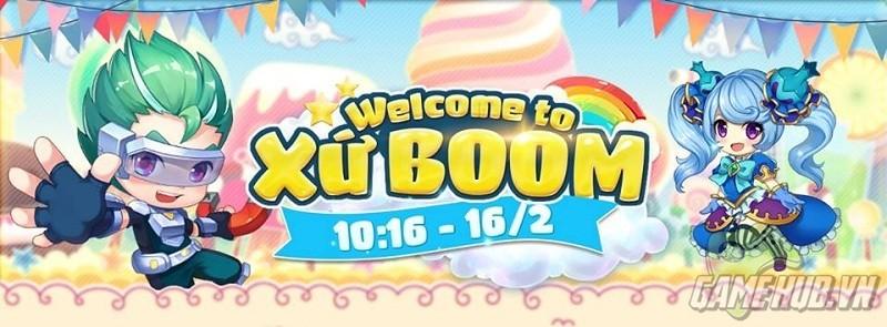 Boom Mobile ngày đầu ra mắt: Cổng vào vừa mở đã sập - ảnh 1