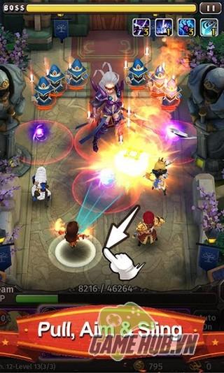 ME Mobile phát hành Hero Combo - Game mobile đề tài LMHT vào ngày 22/2 - ảnh 2