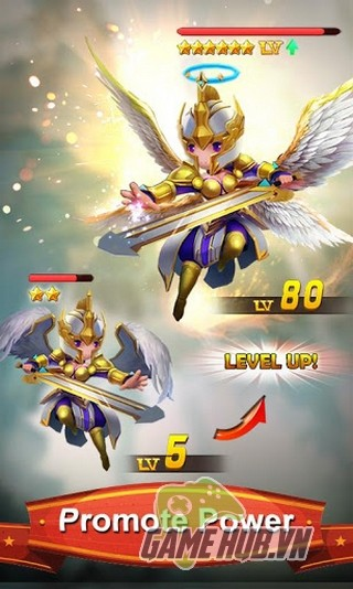 ME Mobile phát hành Hero Combo - Game mobile đề tài LMHT vào ngày 22/2 - ảnh 3