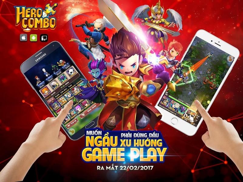 ME Mobile phát hành Hero Combo - Game mobile đề tài LMHT vào ngày 22/2 - ảnh 4