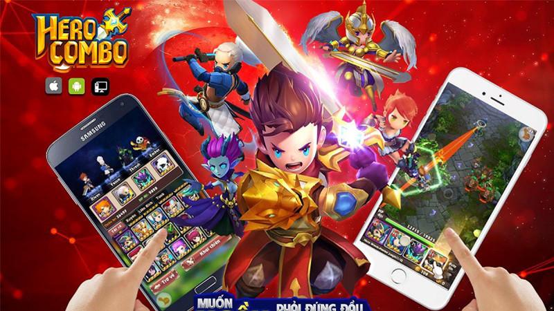 ME Mobile phát hành Hero Combo - Game mobile đề tài LMHT vào ngày 22/2