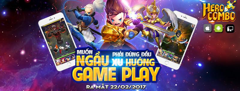 ME Mobile phát hành Hero Combo - Game mobile đề tài LMHT vào ngày 22/2 - ảnh 1