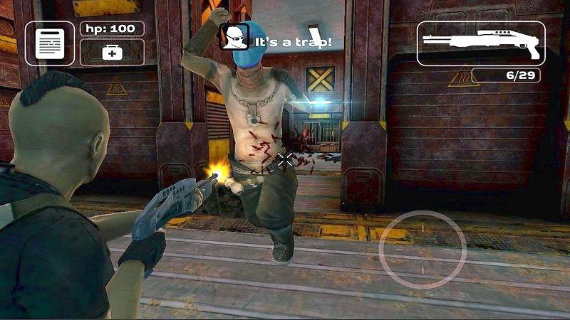 Slaughter - Xả đạn điên cuồng với game bắn súng độc Mobile