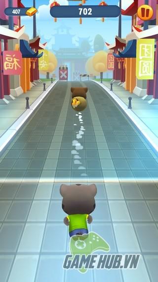 """Trải nghiệm Tom Gold Run – Mèo Tom tiếp tục """"phá đảo thế giới ảo"""" - ảnh 4"""
