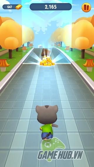 """Trải nghiệm Tom Gold Run – Mèo Tom tiếp tục """"phá đảo thế giới ảo"""" - ảnh 6"""