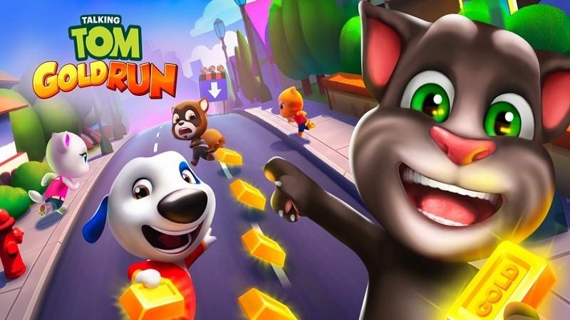 """Trải nghiệm Tom Gold Run – Mèo Tom tiếp tục """"phá đảo thế giới ảo"""" - ảnh 8"""