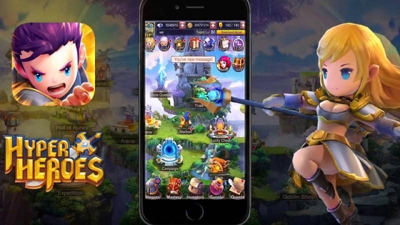 Hero Combo và những thành tựu của game tại thị trường bản địa