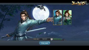 Thanh Vân Chí chính thức ra mắt không reset nhân vật