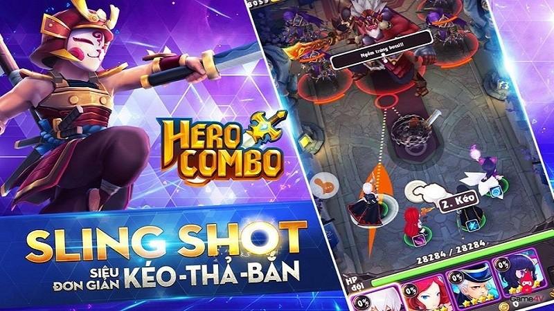 Ngày đầu ra mắt, Hero Combo đã đủ sức hấp dẫn game thủ?