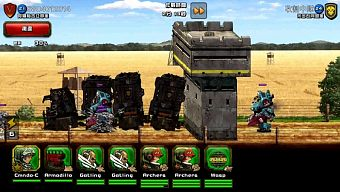 Chaos Centurions - Game mobile chiến thuật với đề tài chiến tranh độc đáo
