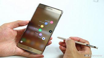Samsung Việt Nam bác bỏ tin đồn sẽ bán Galaxy Note 7 tân trang