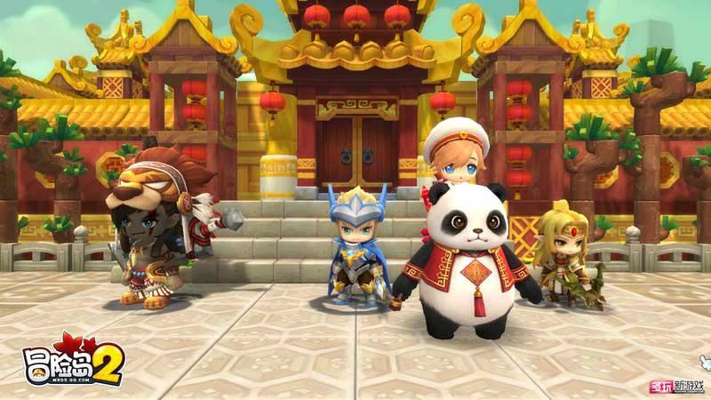 Maplestory 2 - Ngày 7/3 sắp tới sẽ ra mắt bản chơi thử tại Trung Quốc