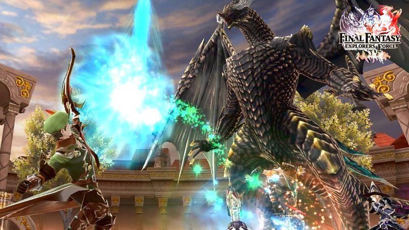 Final Fantasy Explorers Force - Huyền thoại Nhật lại mang bão lên Mobile