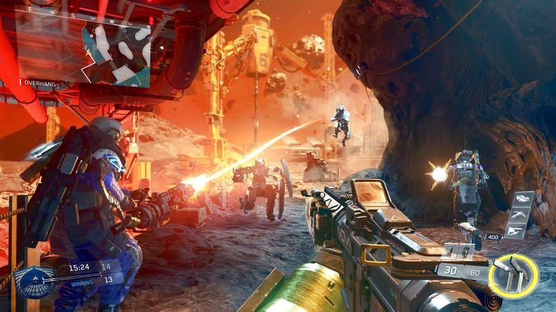 Game thủ có thể chơi miễn phí Call of Duty: Infinite Warfare ngay bây giờ