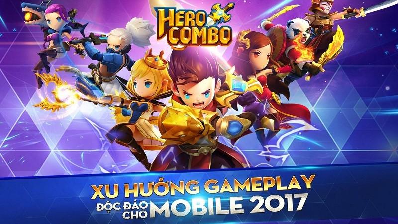 Trải nghiệm Hero Combo – Sự kết hợp hoàn hảo của Dota và LoL