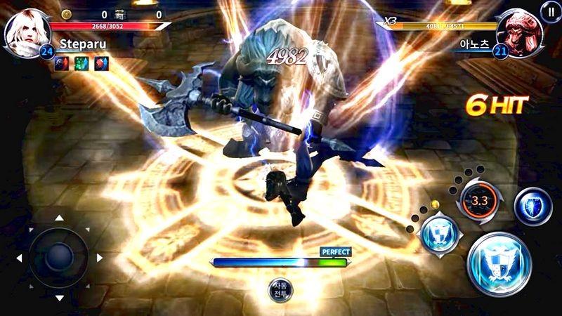 Dragon Nest 2 Mobile - Bom tấn xứ Hàn trình diễn combat cực khủng
