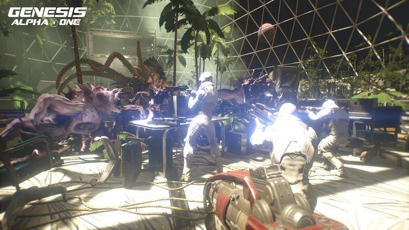 Genesis Alpha One - FPS siêu khủng cho game thủ nhân bản... đồng đội