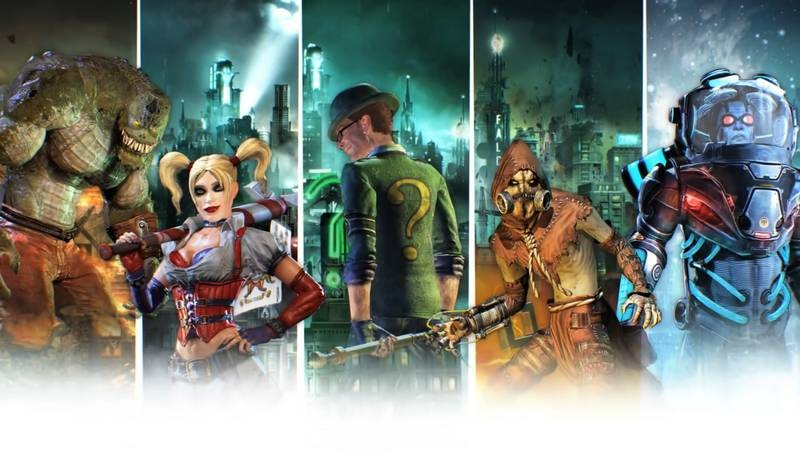 Batman: Arkham Underworld - Khi Batman mang phong cách... Clash of Clans