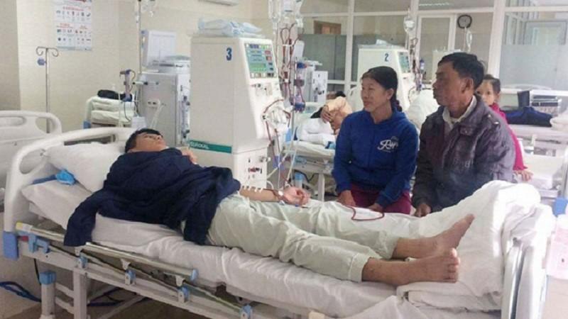 Game thủ VLTKm – bang Kiếm Môn chung tay giúp đỡ chiến hữu chữa bệnh hiểm nghèo