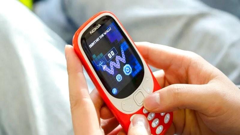 Huyền thoại Rắn Săn Mồi hồi sinh trong Nokia 3310