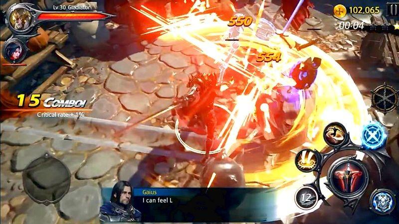 Blade II lại đục thủng mắt gamer bằng Trailer đồ họa khủng nhất Mobile