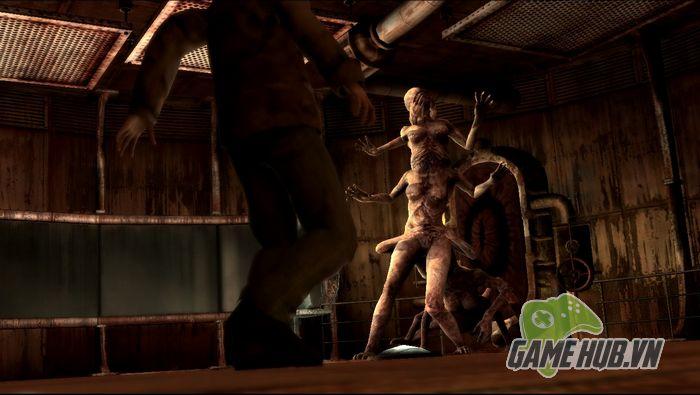 Top 5 con quái vật ghê tởm nhất của Silent Hill - ảnh 5
