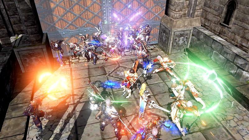 Lineage 2: Revolution - Siêu quái vật đồ họa Mobile sẽ công phá toàn thế giới