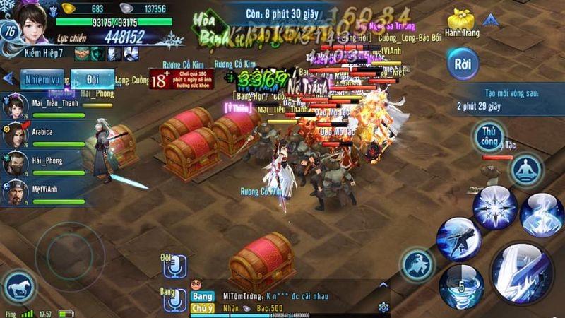 Sau 1 tháng, game thủ Võ Lâm Truyền Kỳ Mobile rút ra được gì từ Tần Lăng