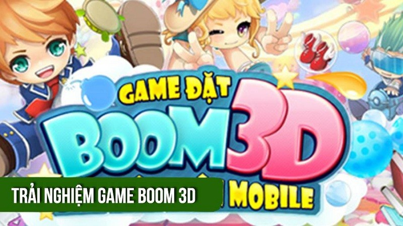 [REVIEW GAME] Boom 3D Mobile – VTC - Liệu có thể thay thế Boom Online?