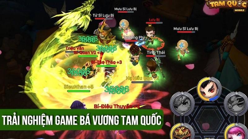 [REVIEW GAME] Trải nghiệm Bá Vương Tam Quốc - Soha Game.