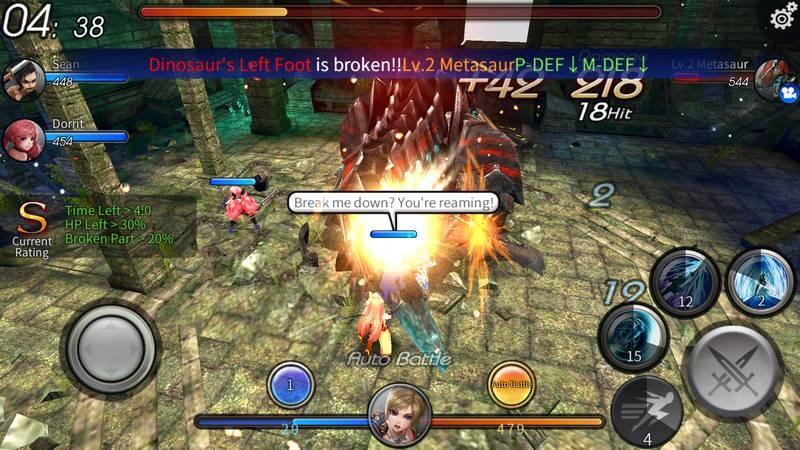 Legend Hunter - ARPG đấu Boss siêu khủng bố chính thức lên Mobile