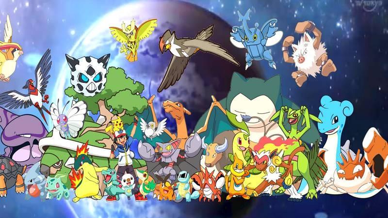 Top 10 Pokemon mạnh nhất trong tay Satoshi mà bất cứ ai cũng thèm muốn