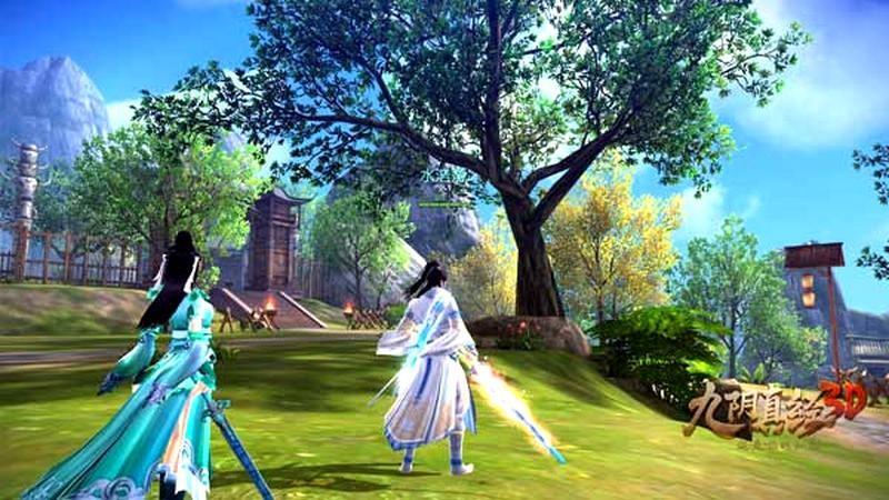 """Cửu Âm Chân Kinh 3D - Chết gục với thần binh """"Quy khư ngọc kiếm""""!"""