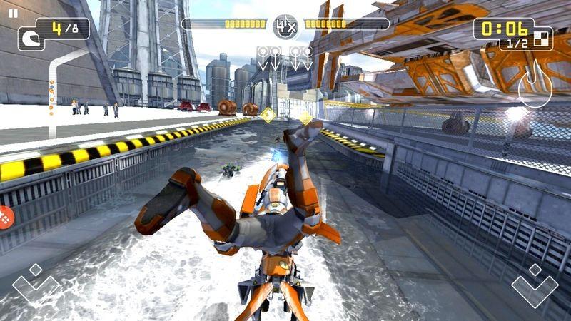 Riptide GP: ReneGade - Đây là lúc trở lại game đua xe siêu khủng Mobile!