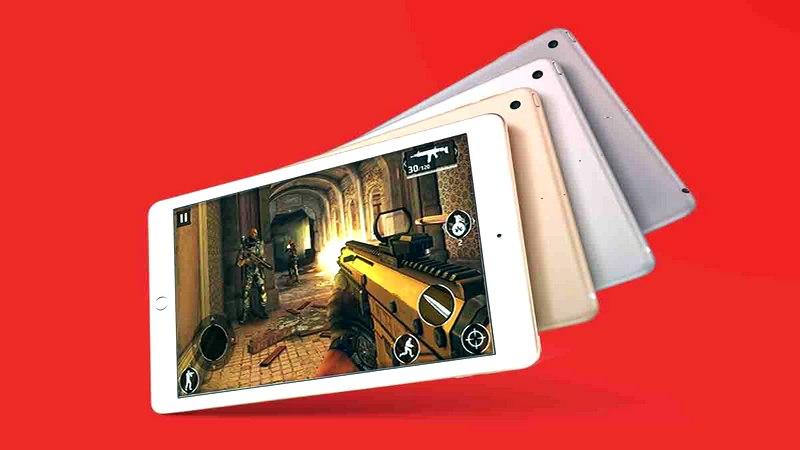 Có đáng mua iPad mới để chơi game?