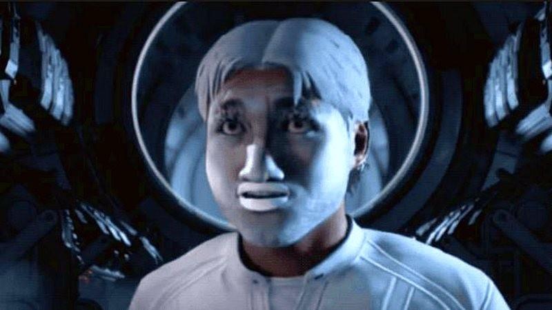 Hoảng hồn với skill chế mặt của game thủ Mass Effect: Andromeda