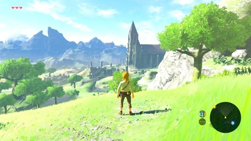 Những Game Mobile phải chơi nếu bạn mê mệt Zelda: Breath of the Wild