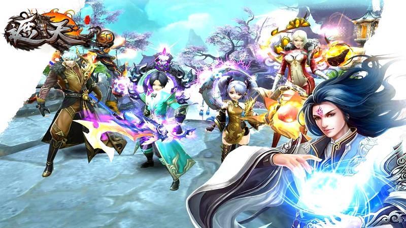 Già Thiên – Cực phẩm MMORPG muốn đái nạo làng Game Tiên Hiệp