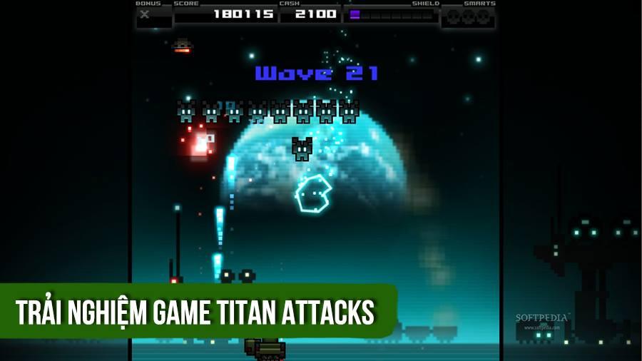 Trải nghiệm Titan Attacks - Trở về tuổi...