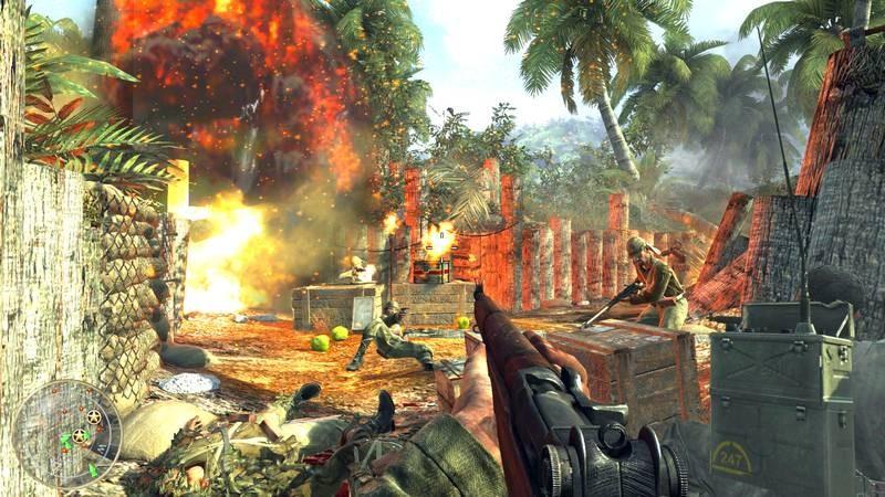Call of Duty 2017 lộ ảnh đầu tiên - mang game trở về Thế chiến?