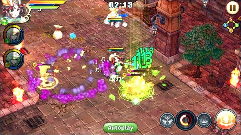 Tải ngay Empire of Angels: Lunar Phantom - ARPG khủng PC vừa lên Mobile