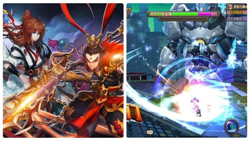 Top 5 game mobile Trung Quốc hot nhất mới ra tuần qua (20/3 – 26/3)
