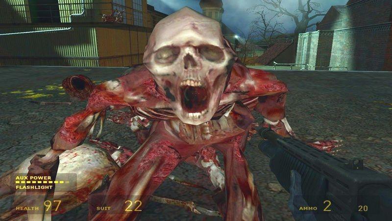 Lộ tẩy màn chơi bí ẩn chưa từng xuất hiện trong Half-Life 2