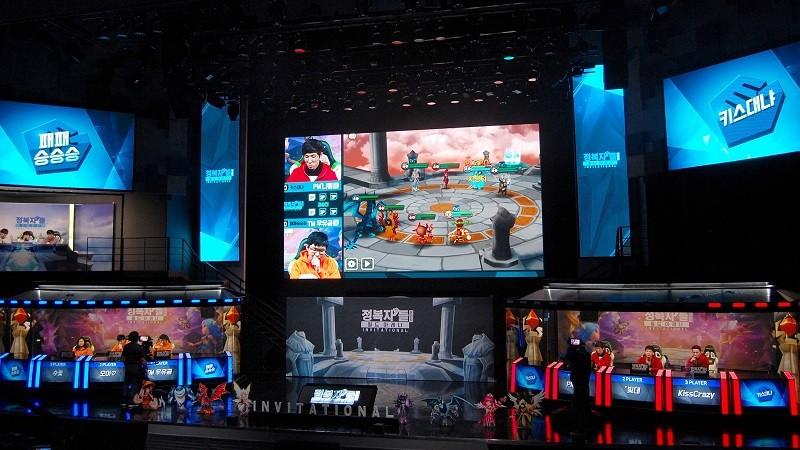 Summoners War - Giải đấu offline đầu tiên thành công tốt đẹp
