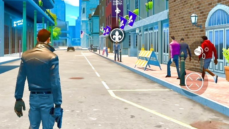 Tải ngay Gangstar New Orleans - Bom tấn Gameloft vừa nã pháo Mobile