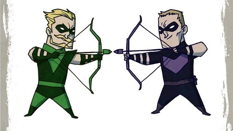26 cặp đôi siêu anh hùng giống nhau y xì đúc của Marvel và DC