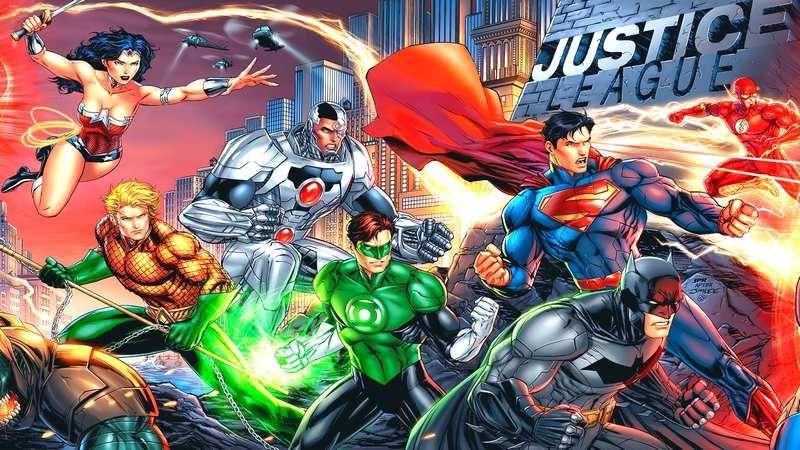 Justice League Superheroes - Đây Game siêu anh hùng DC khủng nhất Mobile?