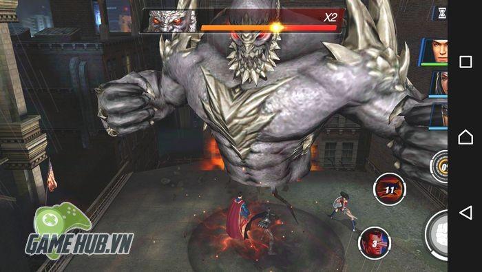 Justice League Superheroes - Đây Game siêu anh hùng DC khủng nhất